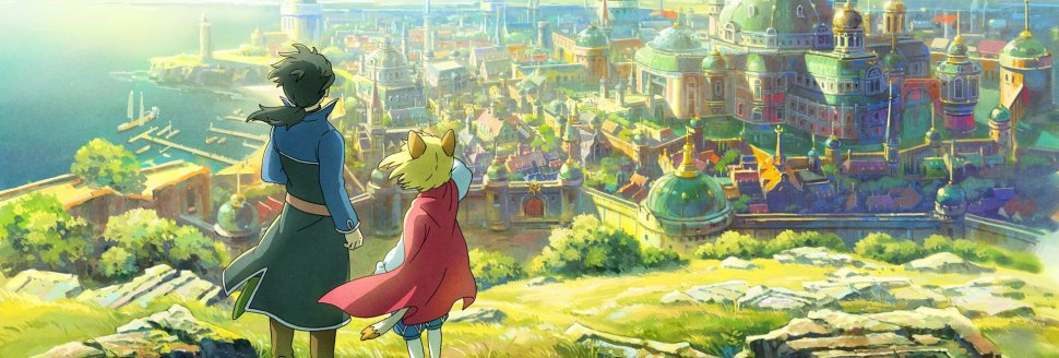 Ni No Kuni 2 for Nintendo Switch: Magical RPG previewed