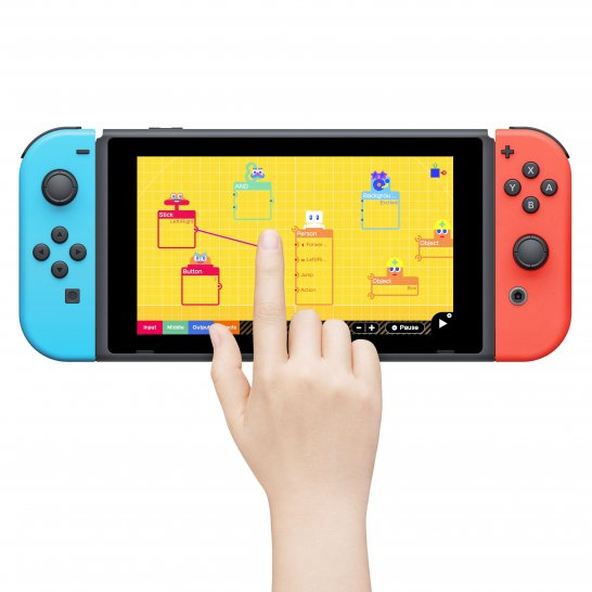 Game studio in the test: It's rarely that creative on the Switch!