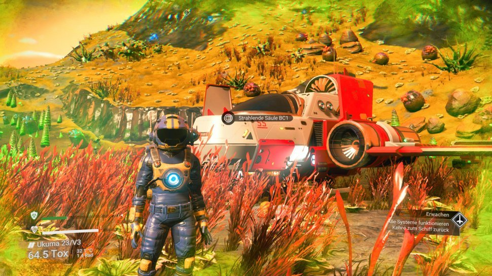Five years after the unsuccessful start: How good will No Mans Sky be in 2021?