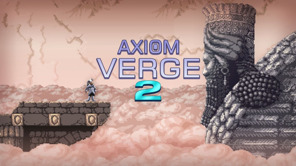 Axiom Verge 2 in the test: Great Metroidvania with flaws