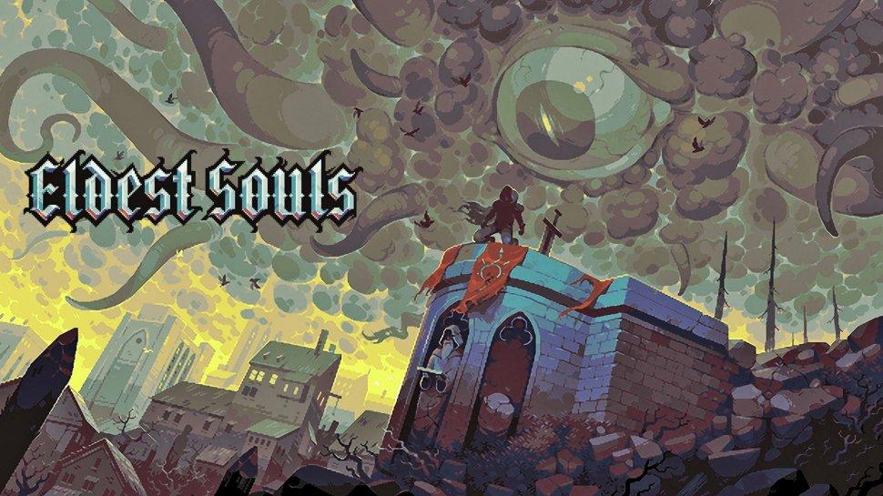Eldest Souls in the test: Not even interesting for Dark Souls fans
