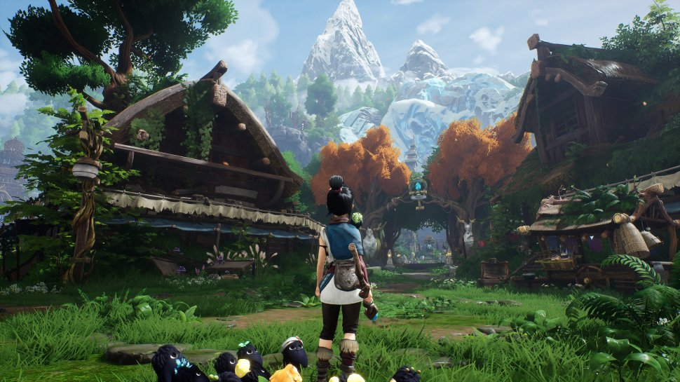 Kena: Bridge of Spirits in the test: The dream of the playable Pixar film