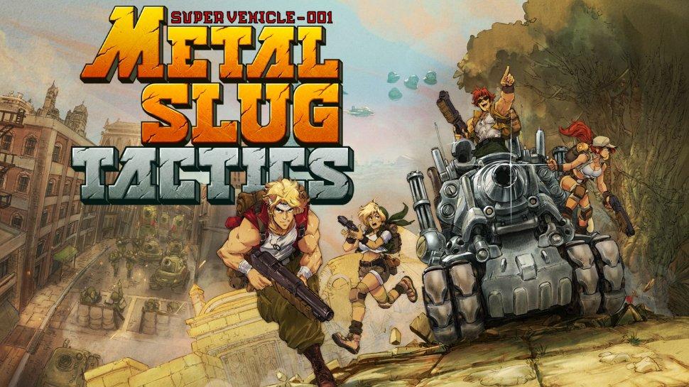 Metal Slug Tactics Preview: New Genre for a Classic