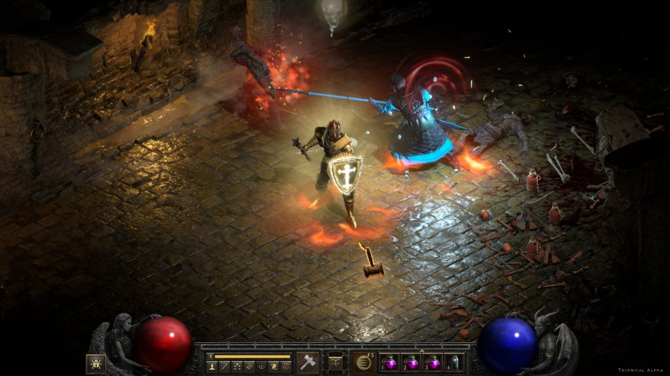 Diablo 2 Resurrected: Item trading on eBay with steep prices