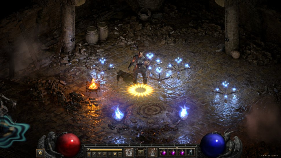 Diablo 2 Resurrected: First fixes for character lockouts are here