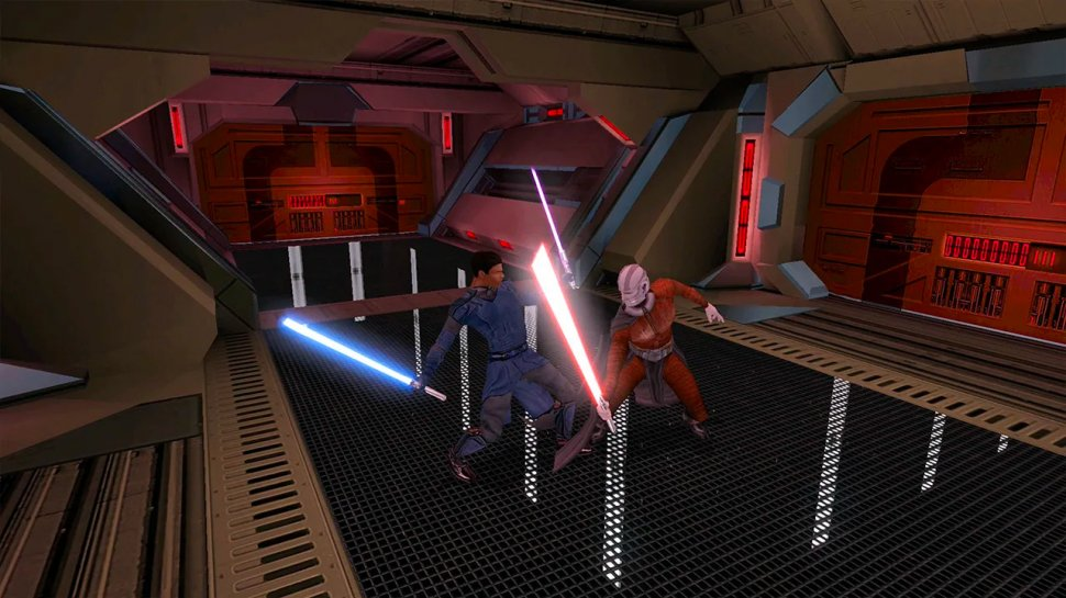 Star Wars Knights Of The Old Republic: Switch version of the classic RPG announced