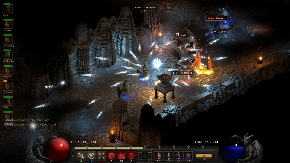 Diablo 2: Resurrected: Survey ended - That's how you judged!