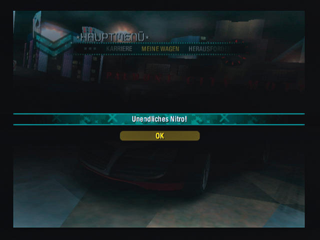 Nfs carbon reward cards cheat