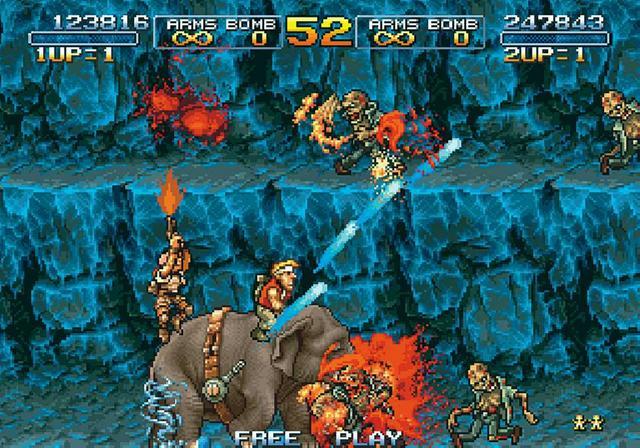 Metal Slug (Video Game) - TV Tropes