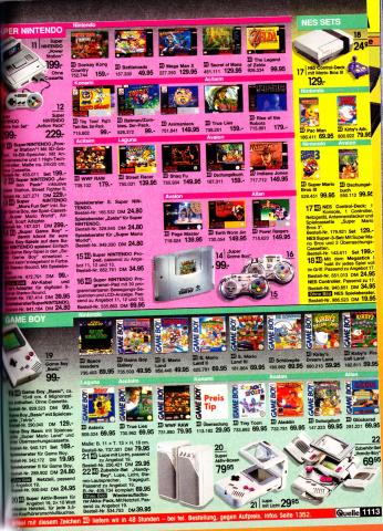 retro alarm playstations gameboys c64 atari aus historischen quelle katalogen. Black Bedroom Furniture Sets. Home Design Ideas