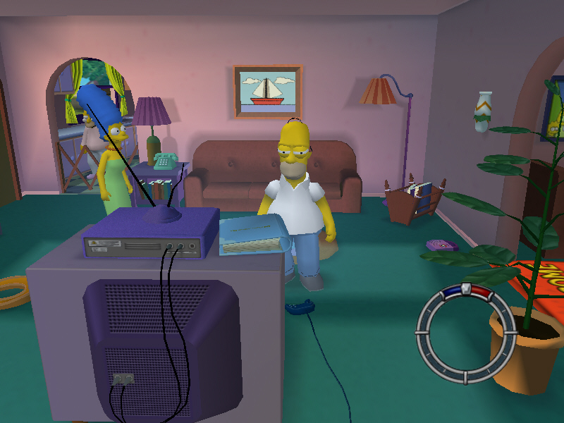 Simpsons: Hit & Run: Series producer would love a remake