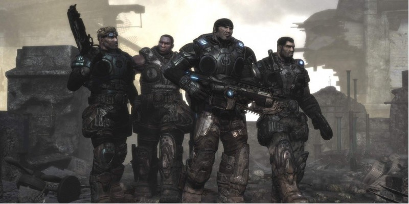 Gears of War: Ultimate Edition erscheint im August für Xbox One.