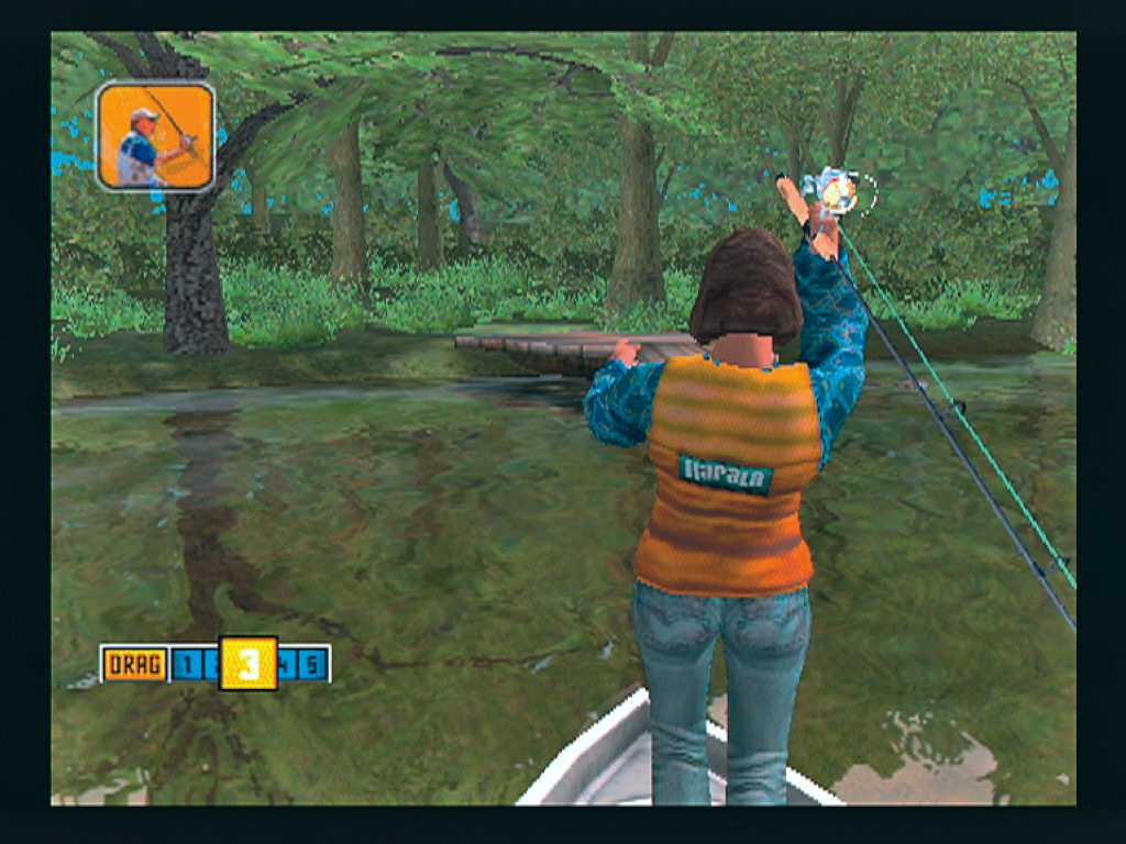 Rapala tournament fishing wii test tipps videos news for Rapala tournament fishing