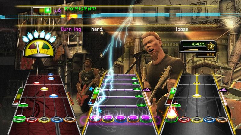 Guitar Hero Metallica Erscheint Am 22 Mai In Deutschland Plus