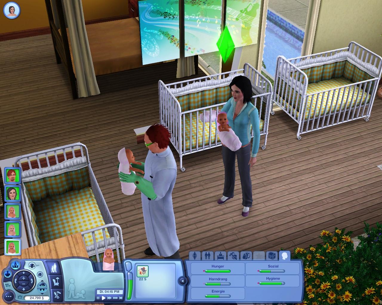 Die Sims 3 Cheats