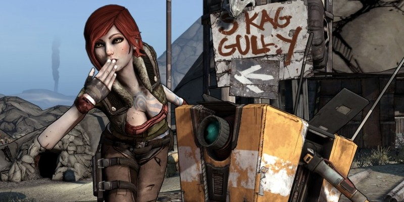 Borderlands Remastered Edition in Arbeit? (2)