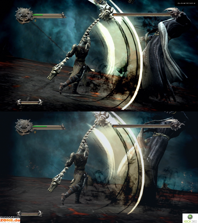 Dante's Inferno PS3 vs  Xbox 360 - Graphics Check | IGN Boards