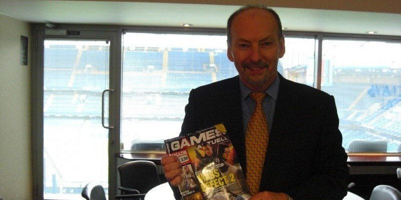 Peter Moore von Electronic Arts zeigt wenig Interesse an HD-Remakes.