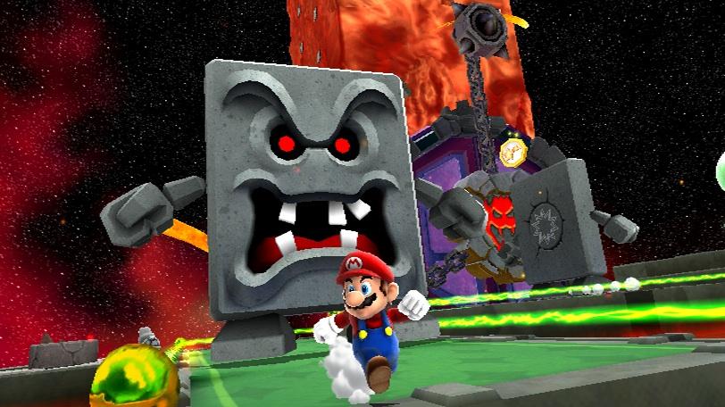 Super Mario Galaxy 2 Komplettlösung: Welt 2
