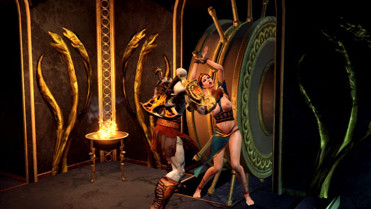 God Of War Sex Minigame Video