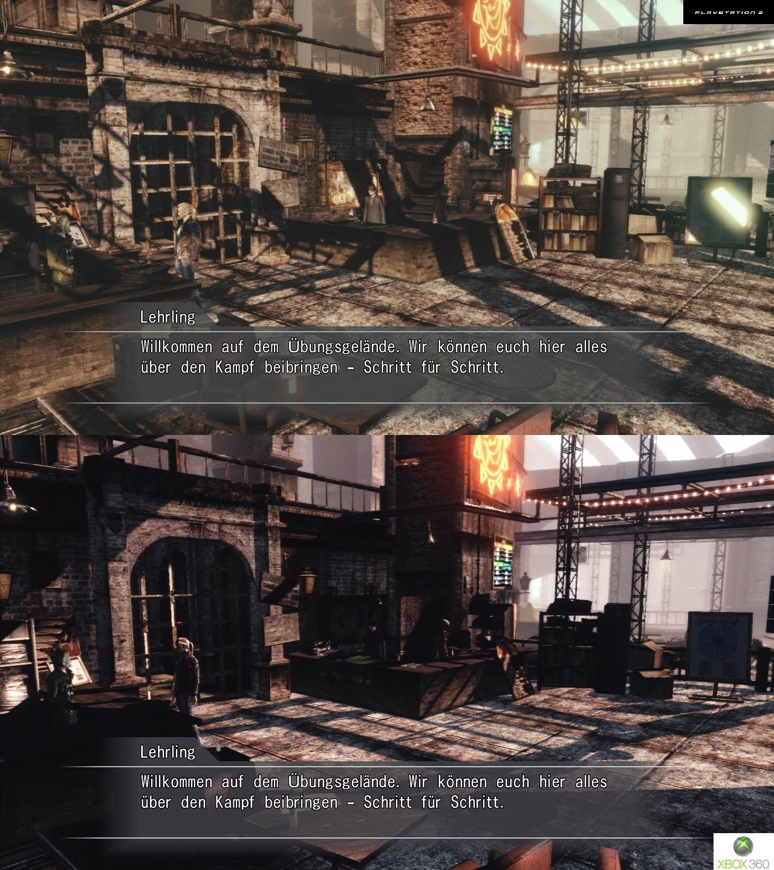 xbox 360 vs ps3 compare and contrast essay