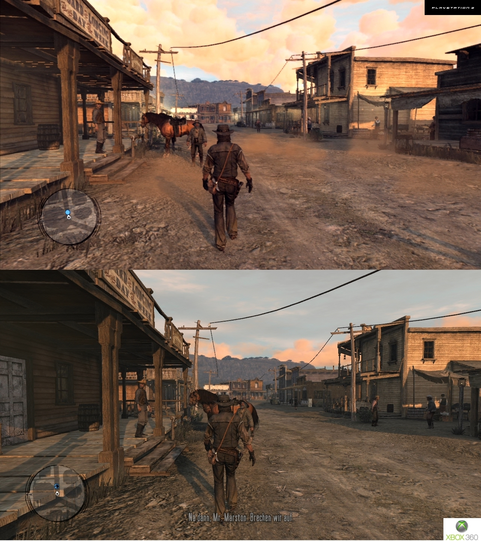 Red Dead Redemption, Star Wars TFU, Darksiders, Gears Of