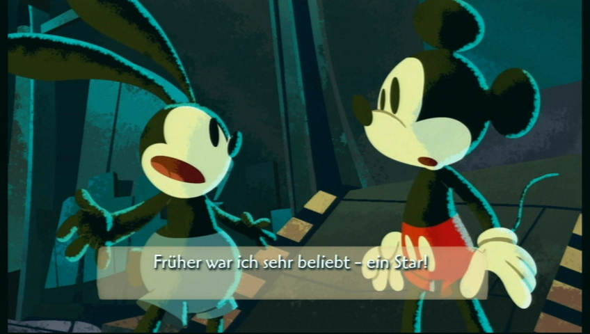 how to play epic mickey on wii