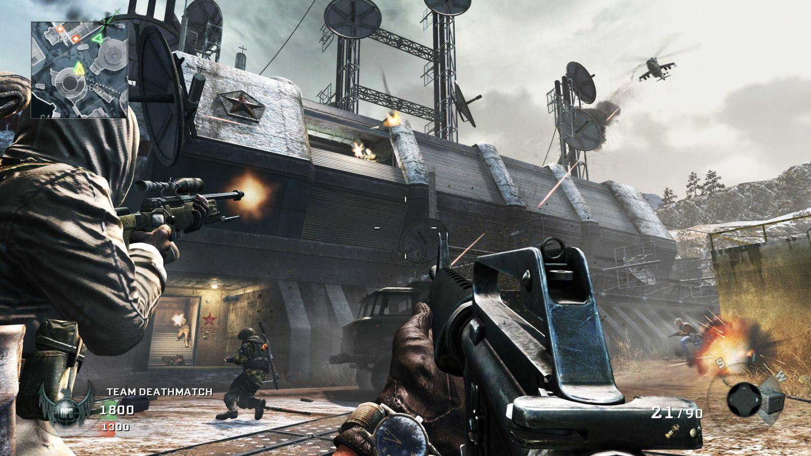 Call of Duty: Black Ops: Test, Tipps, Videos, News, Release Termin Call Of Duty Black Ops Rezurrection Maps on