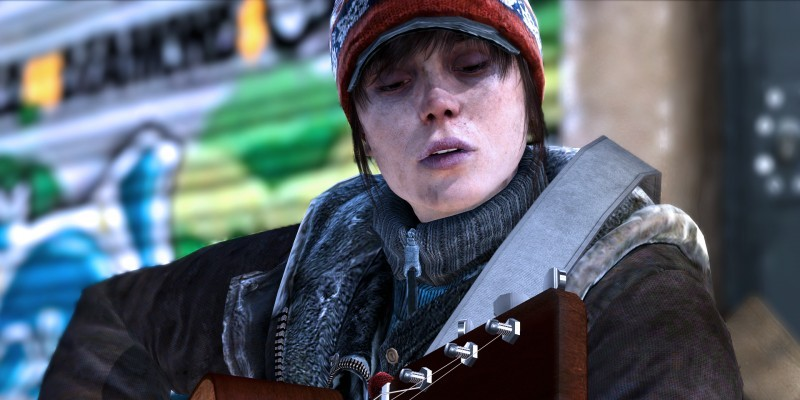 Beyond: Two Souls auch für PS4? (2)