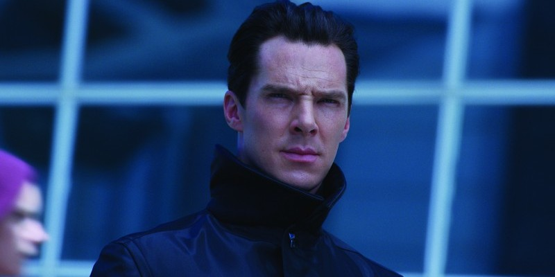 Benedict Cumberbatch spielt Doctor Strange. (hier als Khan in Star Trek Into Darkness)