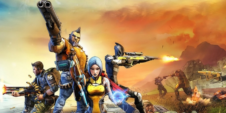 Randy Pitchford äußert sich in einem Interview zu kommenden Gearbox-Projekten wie Borderlands 3, Brothers in Arms 4 und dem Multiplayer-Shooter Battleborn.