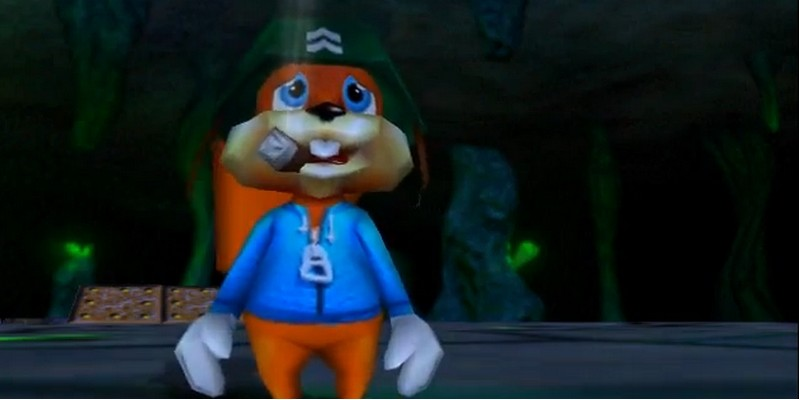 Conker's Bad Fur Day (1)