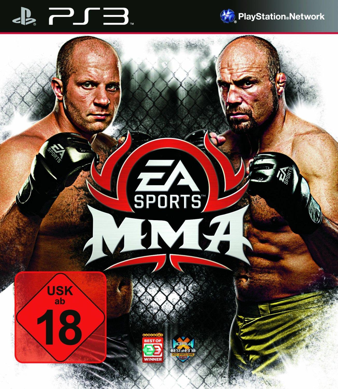 Mixed Martial Arts Games: EA Sports MMA: Test, Tipps, Videos, News, Release Termin