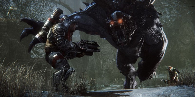 Evolve wird Free2Play.