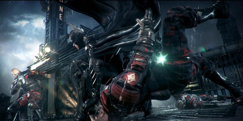 Werft einen Blick in den neuen Evening the Odds-Trailer zu Batman: Arkham Knight.