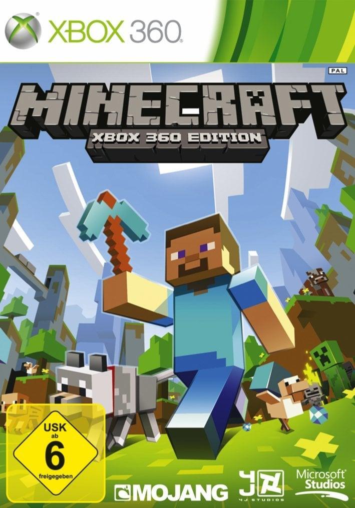 Minecraft Für Xbox SplitScreenModus Ohne HDFernseher Nicht - Minecraft konsole und pc zusammen spielen