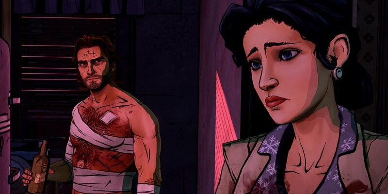The Wolf Among Us ab 4. November auf PS4 und Xbox One. (2)