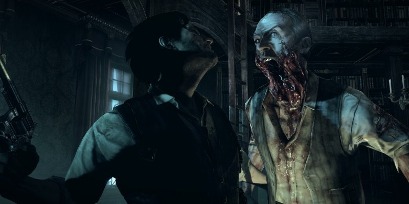 Hier seht ihr brandneue Screenshots aus The Evil Within.