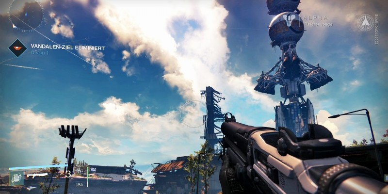 Destiny - Versionen für Xbox One und Xbox 360 vor PlayStation 4-Version