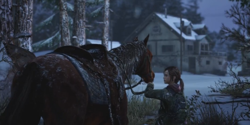 The Last of Us Remastered für PS4 - Release-Termin im E3-Trailer enthüllt