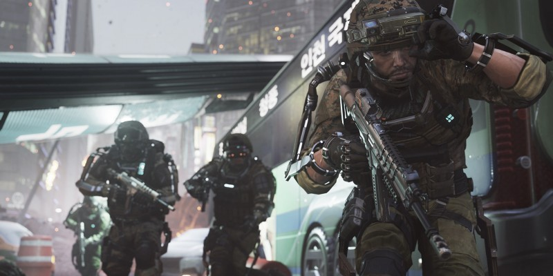 In einem neuen Behind the Scenes-Video sprechen die Entwickler von Sledgehammer Games über die futuristischen Technologien in Call of Duty: Advanced Warfare.