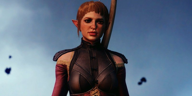 Dragon Age: Inquisition - Romanzen vorgestellt. (2)
