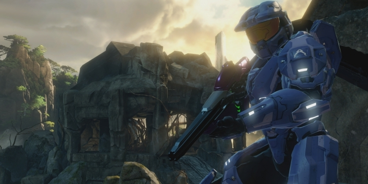 Halo 2: Anniversary enthält Story-Hinweise auf Halo 5. Die Master Chief Collection kommt am 14. November in den Handel.