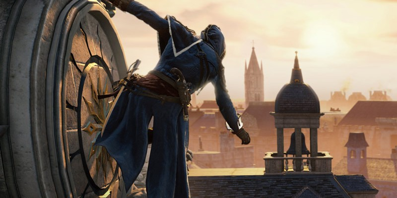 Assassin's Creed Unity im Gameplay-Video.