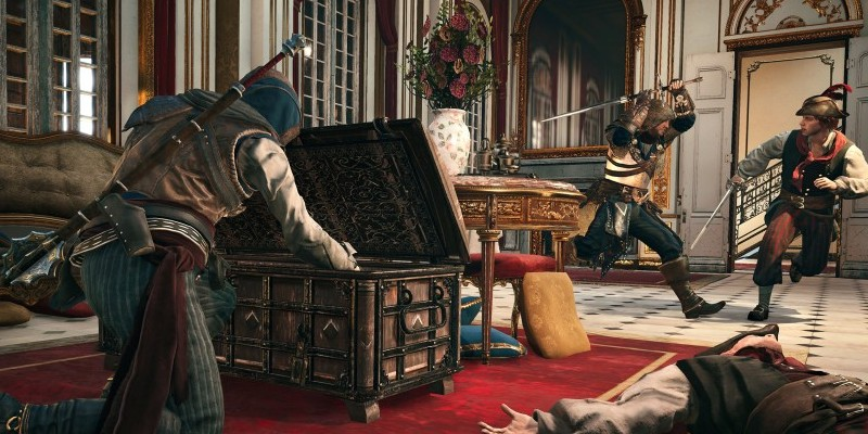 Assassin's Creed Unity: Koop-Mission im Video. (2)