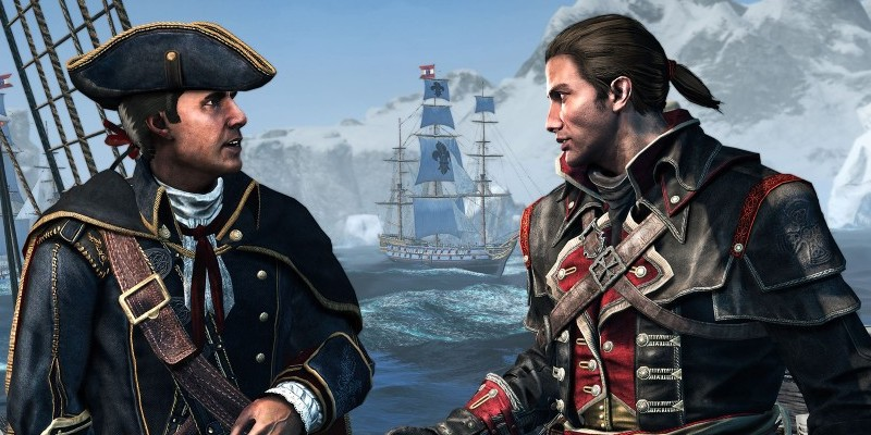 Assassin's Creed Rogue spielt zwischen Assassin's Creed 4 und Assassin's Creed 3. (2)
