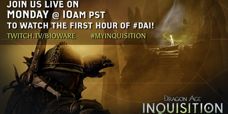 Dragon Age: Inquisition im Livestream. (2)