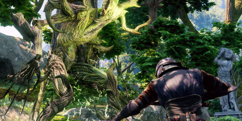 Dragon Age: Inquisition mit Framelock in den Zwischensequenzen. (2)