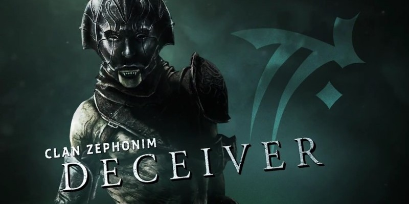 Nosgoth: Neues Video zeigt den Deceiver.
