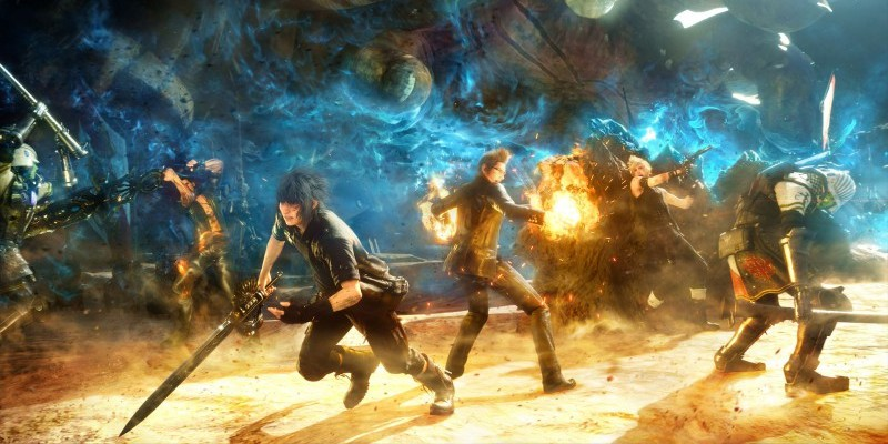Neue Screenshots aus Final Fantasy 15: Episode Duscae. (9)